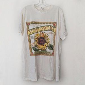 Vintage Royal Valley Brand Sunflower T-Shirt